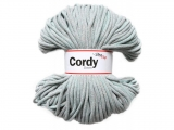 Cordy 5mm TWEED šerá růžová máta