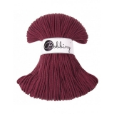 Bobbiny Junior 3mm burgune